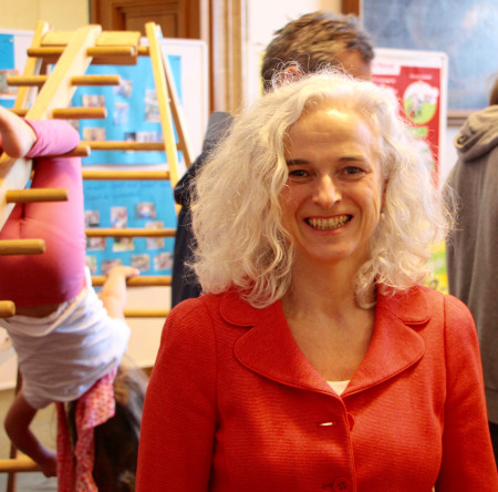Barbara Roth, Präsidentin des Bayerischen Sportlehrerverbands