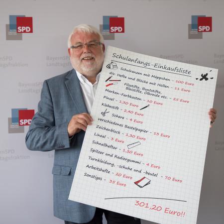 Martin Güll zu Schulkosten