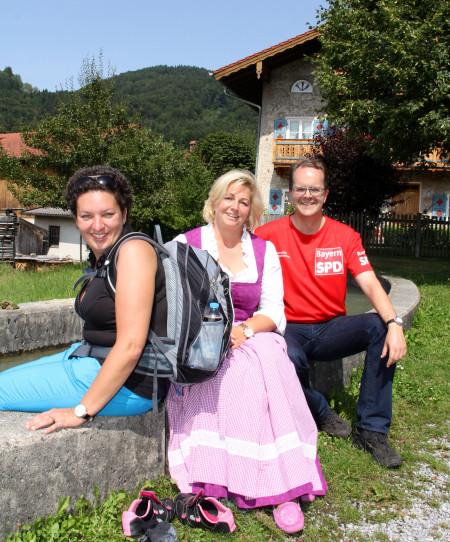 Sommerradltour Rosenheim 5