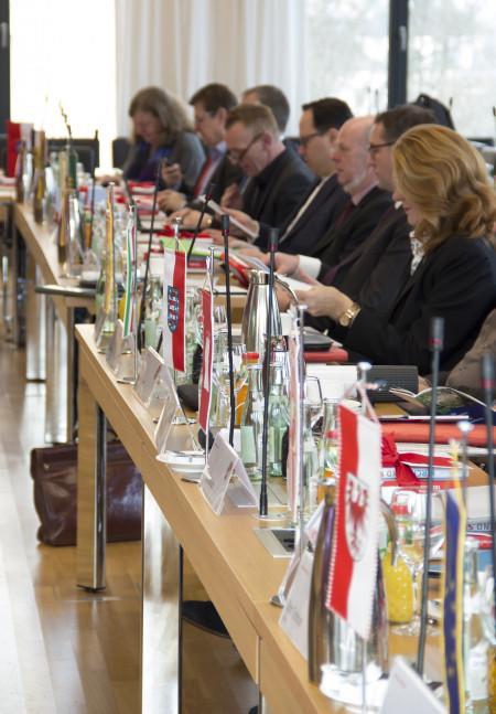Fraktionsvorsitzendenkonferenz III