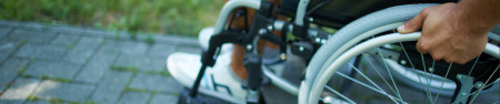Forum Soziales - Rollstuhl