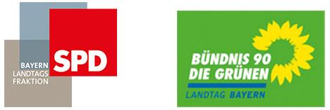 Logo Grüne SPD