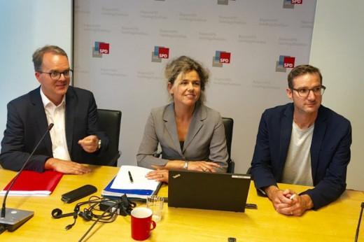 Pressekonferenz Rinderspacher