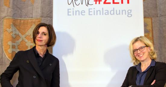 Jutta Allmendinger und Natascha Kohnen