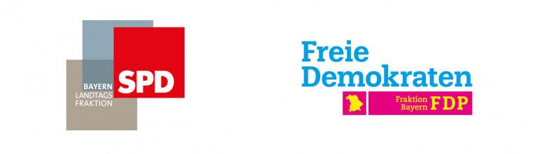 Logo FDP SPD