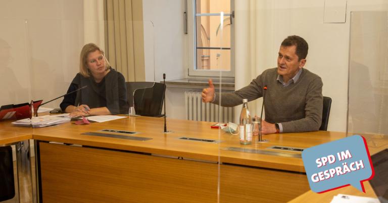 Gespräch mit Klaus Stöhr