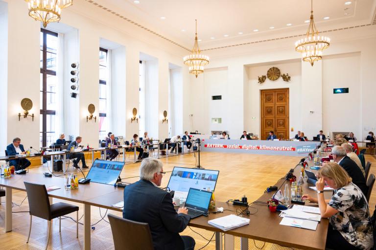 Herbstklausur der SPD-Landtagsfraktion: Bayern. Sozial. Digital. Klimaneutral.