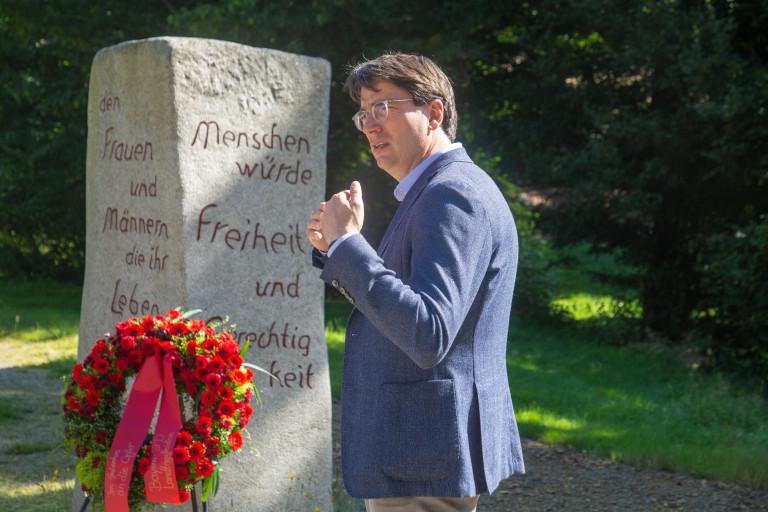 Besuch Flössenburg
