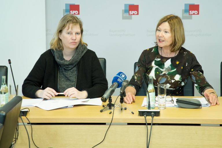 Foto Ruth und Margit