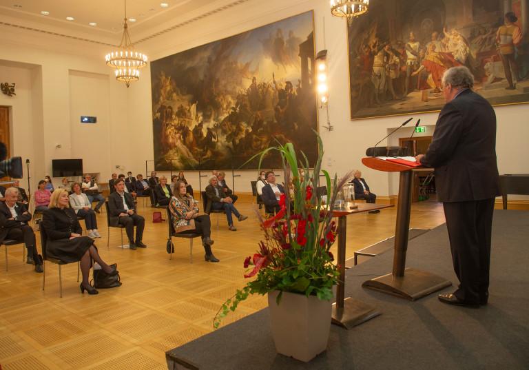 Hoegner-Preis 2021 Rede Weiger