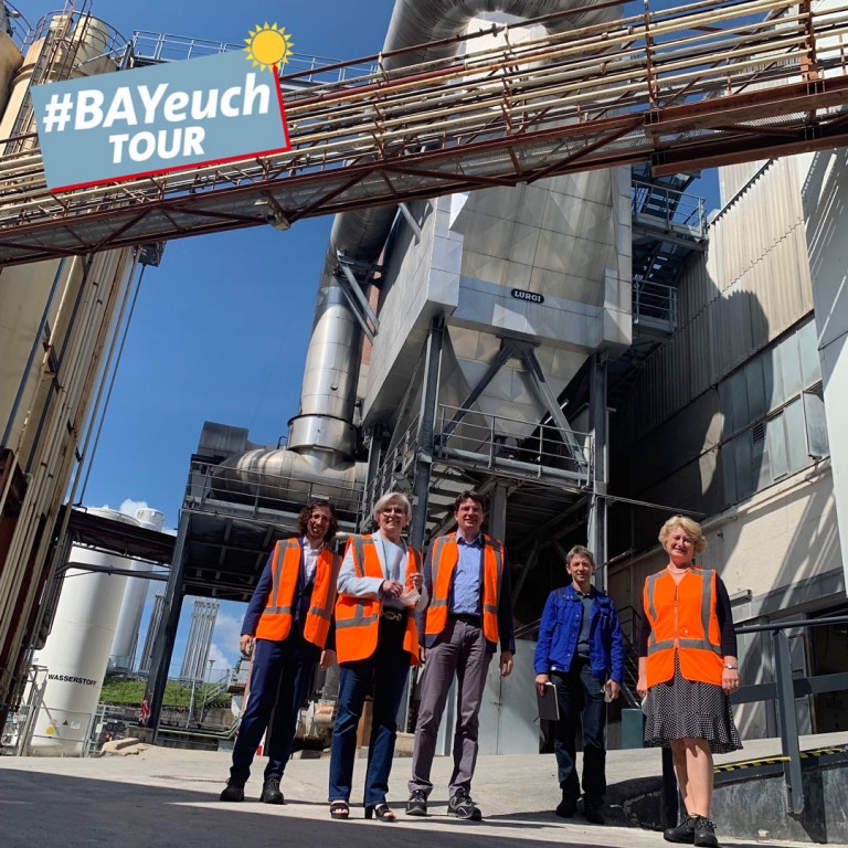 #BAYeuchTour Zwiesel