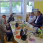 Herbert Kränzlein in der Brucker Elternschule